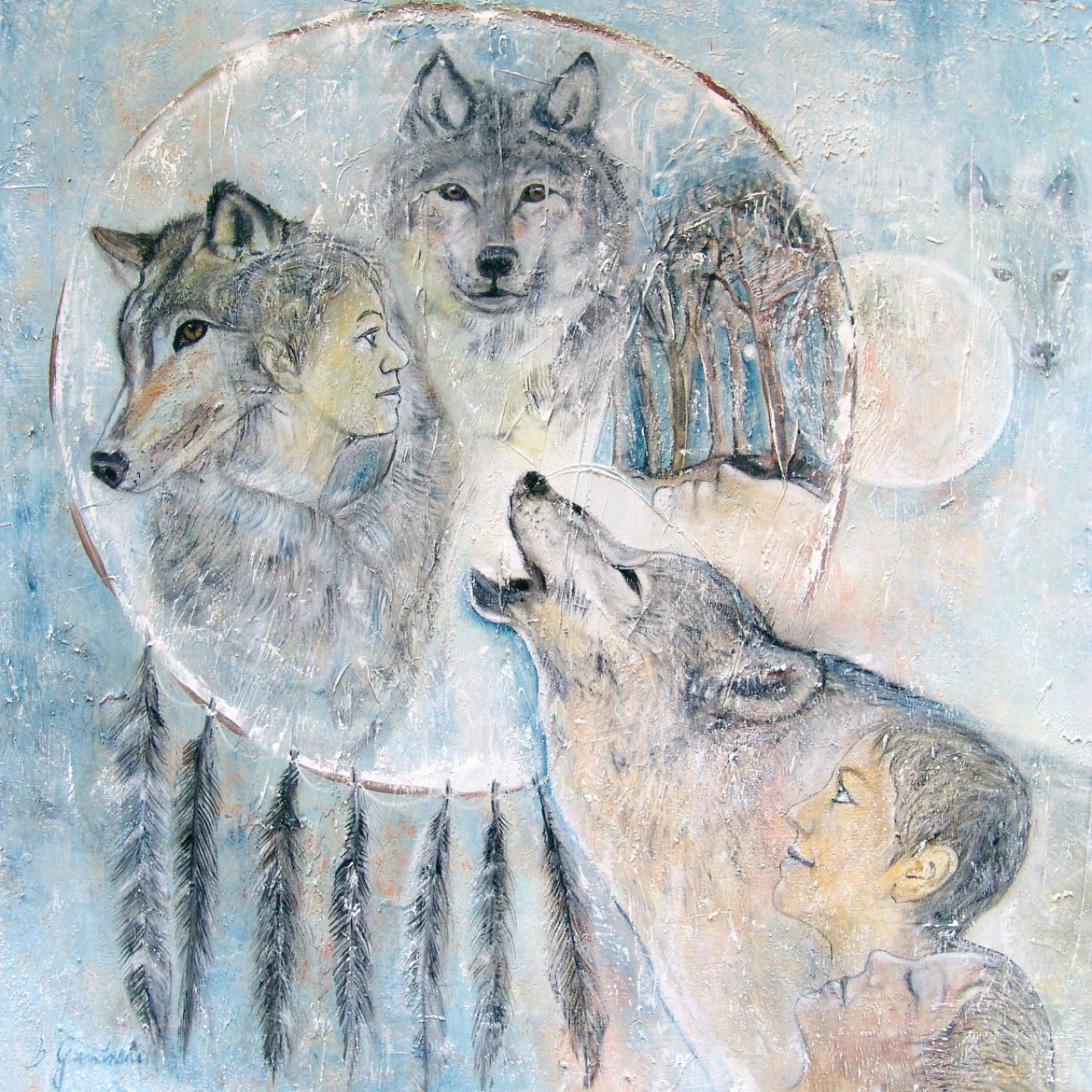 Dream Catcher, Brigitte Gautschi